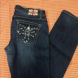 Machine Summer blue jeans